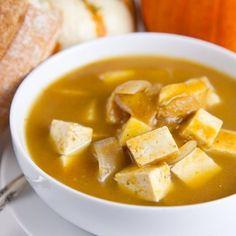 Sütőtökös-édesburi leves Cheeseburger Chowder, Mashed Potatoes, Soup, Ethnic Recipes, Whipped Potatoes, Smash Potatoes, Soups