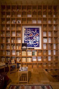 5osA: [오사] :: *붙박이 책장이 만드는 인테리어 디자인 [ Kazuya Morita Architecture Studio ] Shelf-Pod