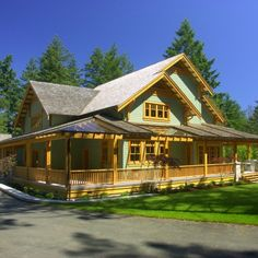 We are experienced ne home builders in Victoria, BC with over 30 years experience. Let us build the custom home of your dreams. Custom Home Builders, Custom Homes, Rock Fireplaces, Victoria, Home Projects, Acre, This Is Us, New Homes, Farmhouse