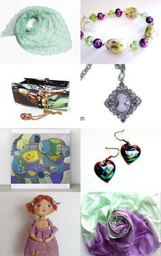 ♥•♥•♥TOP 16 SUMMER GIFTS♥•♥•♥ by HOLMESTIES on Etsy--Pinned with TreasuryPin.com