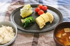 I朝ごはん 卵 和食