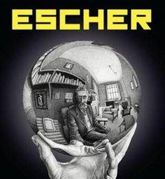 Roma - Le mostre del Chiostro del Bramante: Escher >> Con oltre 150 opere, tra cui i suoi capolavori più noti come Mano con sfera riflettente, Giorno e notte, Altro mondo II, Casa di scale è presentata presso il Chiostro del Bramante una grande mostra antologica interamente dedicata all'artista, incisore e grafico olandese Maurits Cornelis Escher (1898-1972).