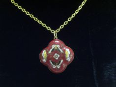 Rare Vintage Asian Chinese Butterfly Locket by LoveLockets on Etsy, $78.00