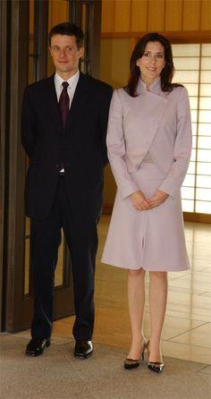 April 2005 Togu Palace, Japan