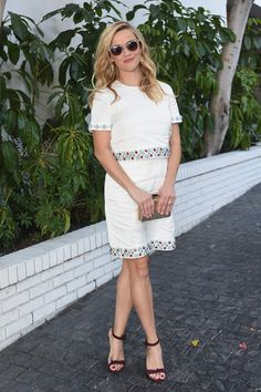 Pin for Later: The Stars Shine Bright at the Annual CFDA/Vogue Fashion Fund Soirée Reese Witherspoon