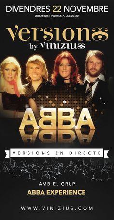 Nou #divendres nou #tribut!! #ABBA #pop #suecia #mataro #maresme #barcelona #discoteca #concert #musica #directe