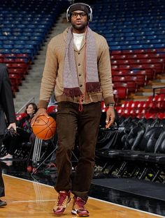 lebron james fashion | LeBron James' Sense of Style