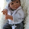 Reborn Reme created at Andama Galleries adopted