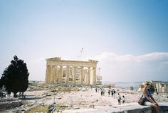 Athens Greece by Katherine Squier, via Flickr