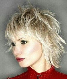 Hairstyles For Long Hair – HerHairdos Short Messy Haircuts, Shaggy Short Hair, Edgy Short Hair, Choppy Hair, Haircuts For Fine Hair, Short Hair With Layers, Cute Hairstyles For Short Hair, Layered Hair, Short Hair Cuts
