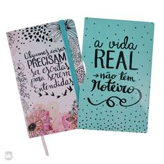 Sketchbook - Caderno de Anotações Bruna Vieira - Voltas às Aulas