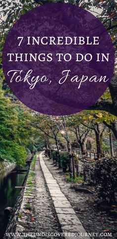 If you're heading to Tokyo, Japan this year, you have to check out these 7 incredible things to do in Tokyo. We will tell you 7 unique things to do in Tokyo and why we love them so much. Don't forget to save these Tokyo activities to your travel board so you can find it later. #tokyo #tokyojapan #thingstodointokyo