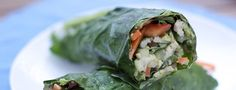 These rolls make a convenient meal for kids or adults on the run. The combination of avocados, hummus, nuts, and vegetables is very satisfying. From Bravo! Health Promoting Meals From The TrueNorth Kitchen Instructions: Steam the collard green leaves for 1...  Read more