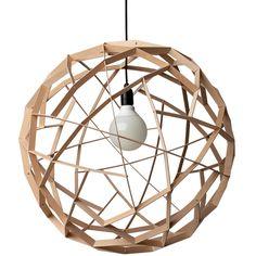 Havas DIY lamp by Finnish Tuukka Halonen / Showroom Finland