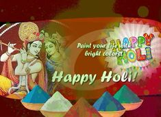 Wish a bright Holi festival greetings to your near ones! Free online Bright Colors Of Warmth ecards on Holi Wishes For Friends, Friends In Love, Holi Festival Of Colours, Holi Wishes, Beginning Of Spring, Happy Holi, Color Of Life, Name Cards, Card Sizes
