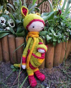 Ravelry: rubis63's Rainbow Kangoo