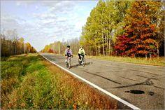 Do more biking!