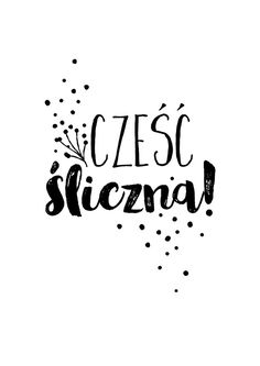 taaa, nie ma to jak klamstweko na poprawe humoru, ale nie wybrzydzam. Dziekuje :-) Brush Lettering, Hand Lettering, Inspiration Wall, Typography Fonts, Cute Wallpapers, Cool Words, Motivational Quotes, Thoughts, Writing