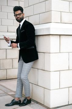 Men's Street Style Inspiration #6 I recently... | MenStyle1- Men's Style Blog
