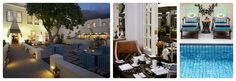Hout Bay Manor collage