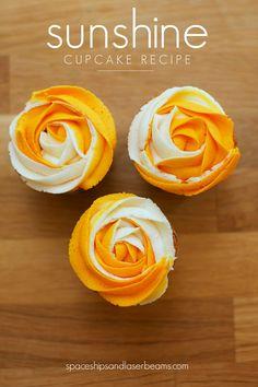Sunshine Cake Recipe #WhereFunBegins #CBias #Ad