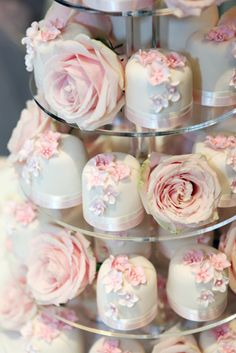 Vintage Blossom by Rachelles Beautiful Bespoke Cakes