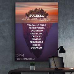 sucesso, frase