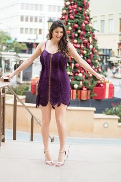 12 Days of Holiday Style: The Fringe Dress | Laura Lily