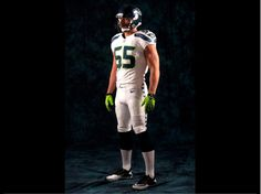 Seahawks new uniform for 2012