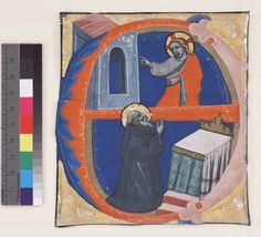 Kodex Philadelphia Lewis E M 026.08-09; Bologna 1350-1399;fragment