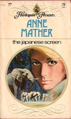 The Japanese Screen by Anne Mather Harlequin Presents 0263717070 Used Books, Books To Read, My Books, Harlequin Romance Novels, Japanese Screen, Canadian Painters, Romance Books, Fiction, Presents