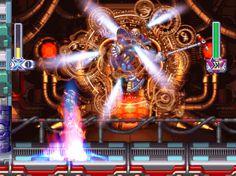 Bistcópio: Megaman X4 – Um 2D da Capcom via Ambrosia
