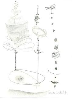 DARTGR0315029 #flower #Black #love #Minimal #DanielaDallavalle #Grafismi #loveistheanswer #ink #sketches #art #sentences #phrase