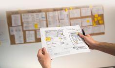 Web design - Interface design - Web designer York