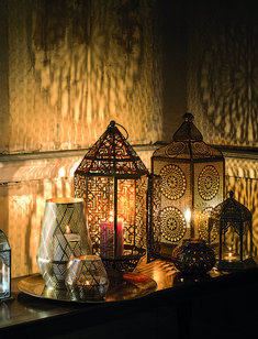 Marks and Spencer candle holders moroccan inspired lanterns Marks & Spencer Are Killing It At the Moment and I'm Thrilled - Swoon Worthy Moroccan Lanterns, Moroccan Decor, Moroccan Style, Moroccan Bedroom, Moroccan Interiors, Decoraciones Ramadan, Ramadan Images, Arabian Decor, Islamic Wallpaper Hd