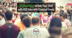 Welcome back to Social Skills Corner. For the July issue, we are going to describe ways you can help your child manage crowded events in general and July 4th celebrations, specifically. We will begin with