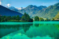 Zgornje Posočje vsekakor velja za enega lepših predelov Slovenije.