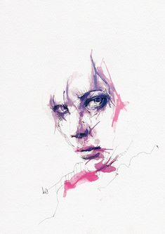 Florian Nicolle Updates illustration faces drawing
