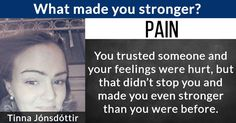 Stronger Than You, It Hurts, Make It Yourself, Feelings
