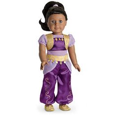 The Genie Outfit is a My American Girl outfit released in 2011 andretiredin 2014. Retail cost...