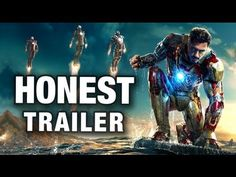 Honest Trailers: Iron Man 3 - Even though I gave Iron Man 3 a good review this summer, I have to say, looking back on it and being a lot more analytical, there's a shitload of things that don't add up in it. Don't get me wrong – it's still a helluva lot better than the horrendousIron Man...
