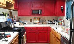 In process kitchen
