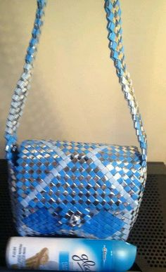 Recycled Paper Handbags by MoonRecycledHandbags on Etsy