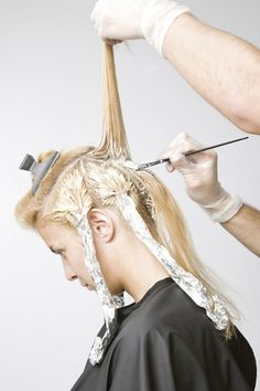 Five top ways to care for bleached hair