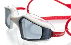 At £22 the Aquapulse Max IQfit goggles sit pretty much mid-range in Speedo's line, but there's certainly nothing average about them...