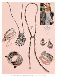 Stella and Dot Fall 2016 (CA) by Stella & Dot - issuu #accessories Find your #unique #style at www.stelladot.co.uk/camillalh