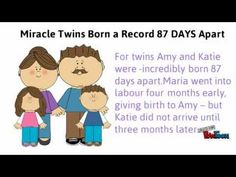 #PregnancyMiracleMethodTwins provides a way for a couple to naturally conceive with twins. Getting pregnant with twins is a totally luck attributed event. There are some parents that want their lives to revolve around once child only so that they can put their heart and soul to bring them up.