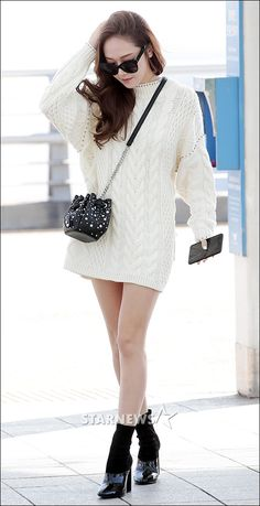 Jessica Jung is off to Berlin