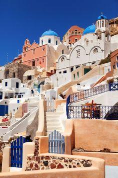 Greece Honeymoon, Greece Vacation, Greece Travel, Greece Trip, Greece Cruise, Greek Islands To Visit, Greece Islands, Santorini Travel, Santorini Greece
