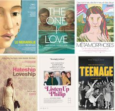 The Best Movie Posters of 2014 on Notebook | MUBI